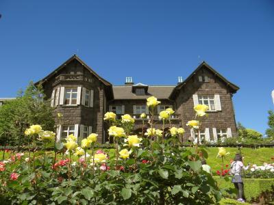 花の西ヶ原 旧古河庭園 東京都北区