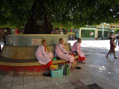 2017年ミャンマー旅行(5、6日目)