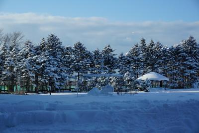 家族3人旅行in北海道