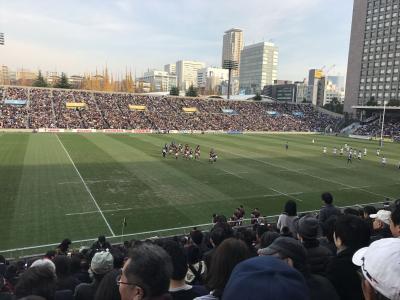 東京ホテル巡りとラグビー観戦 東京ベイコートクラブ宿泊