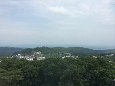 2015.7 福島 岳温泉 ② ながめの宿 光雲閣