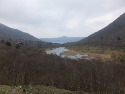 GWの群馬旅行。赤城山はまだ静か。