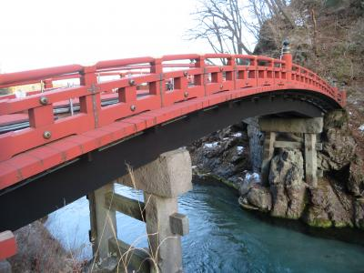 日光駅から日光市街・日光街道を歩いて神橋へ