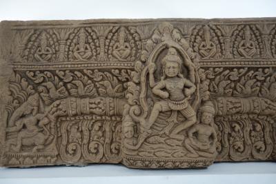 20170207-2 ピマーイ Sai Ngarmの菩提樹 → ピマーイ国立博物館