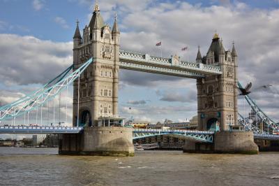 突然決まったロンドン旅行 Vol.1