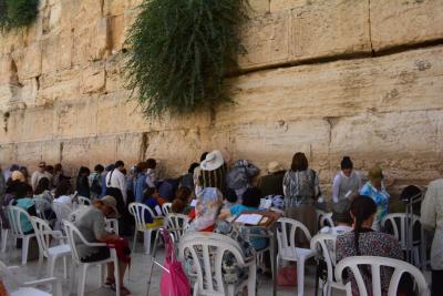 ハネムーンでイスラエル(エルサレム編)