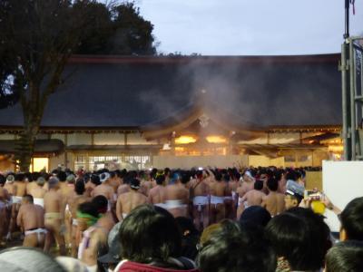 2017年国府宮裸祭り