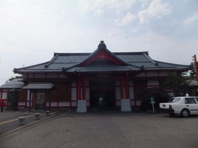 2016 夏の新潟遠征 18きっぷの旅【その6】弥彦まで移動して彌彦神社へ