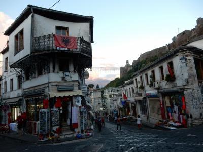 バルカン半島2015旅行記 【10】ギロカストラ1