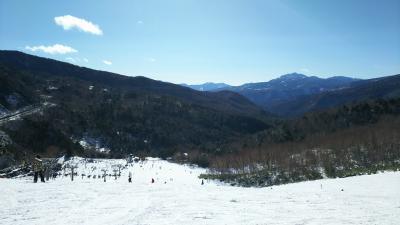万座温泉スキー旅行