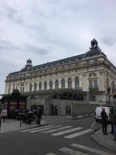 フランス・パリのフリーメーソン博物館とオルセー美術館へ