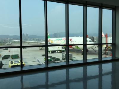 羽田発エバー航空で行く台北旅行記