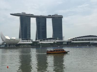 初☆シンガポール