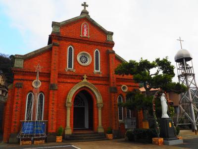 冬の上五島 祈りの島の教会めぐり