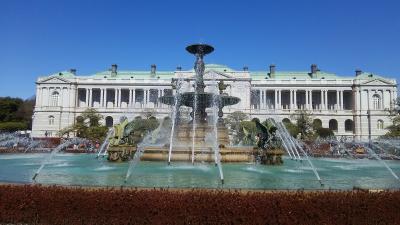 赤坂離宮『迎賓館』へ行ってきました。
