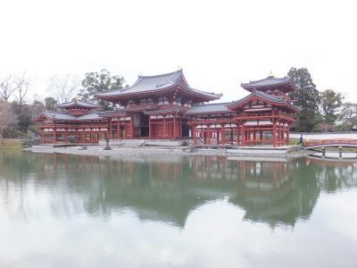 師走の京都、国宝と世界遺産巡り。