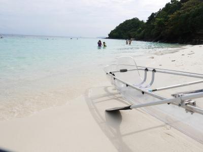 タイに行きタイ2017❕❕《4~5日目》コーラル島とエレファントトレッキング