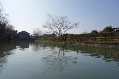 のんびりと、まったりと。柳川川下り観光