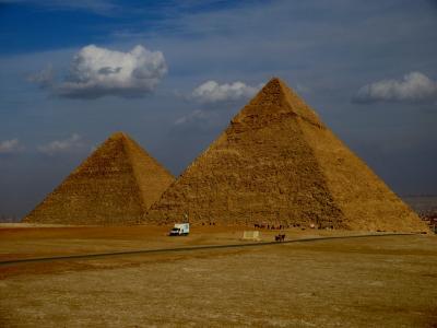 7つのピラミッド エジプト