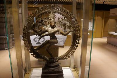 2016GW 3回目のインドは暑かった その10ニューデリー国立博物館