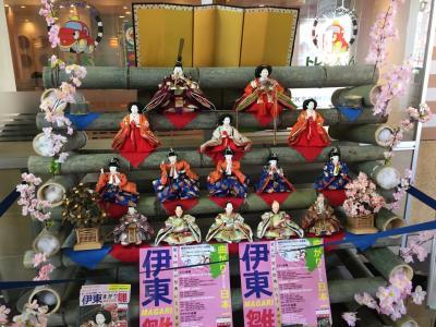 河津桜🌸を観に行きました