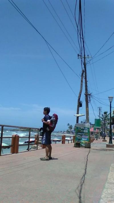 インドへの道(3/3)最南端のカンニャークマリからコーバラムビーチ経由 再びデリーから羽田へ