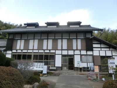 2017冬 富岡/下仁田4:世界遺産 高山社跡