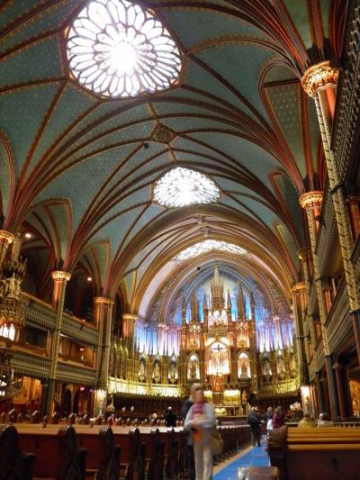 2012年 メープル街道(10 days) =Day 6= ~モントリオール散策~