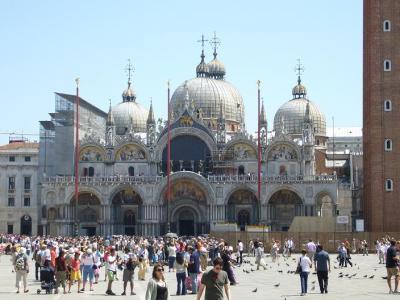 イタリア8日間の旅(2) ヴェネチア