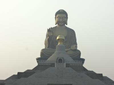 LCCで行く台湾旅行(その4)高雄観光(佛光山仏陀記念館訪問)