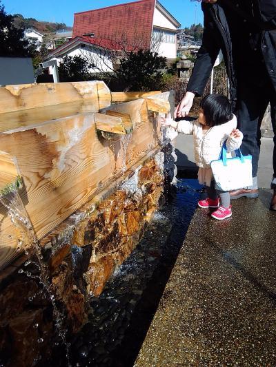 1歳4ヶ月の娘と行く☆★健保保養施設『トスラブ箱根 ビオーレ』で美味しいフレンチ♪&小田原城址公園(2)