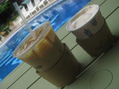 ☆デルタ航空・ビジネスクラス・Delta・Oneで旅するSweet Summer Days !~From Honolulu With Love (マリーナの風を感じながら最高の朝食を♪~スタイリッシュなカフェ & スイーツの誘惑♪~ロコスタイルを贅沢に極めるSweet & Lovely!な楽園の休日編)