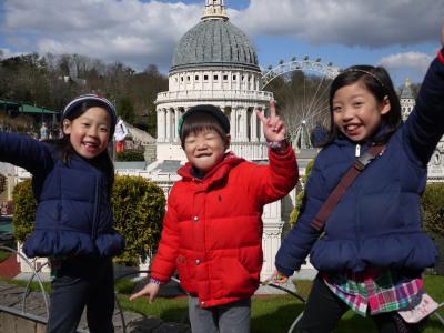 家族5人 ロンドンの旅 (大人2人子供3人(8歳6歳4歳)) Vol.3