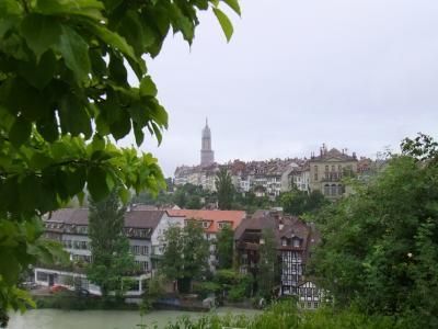 毎日雨が降ったスイス8日間 06