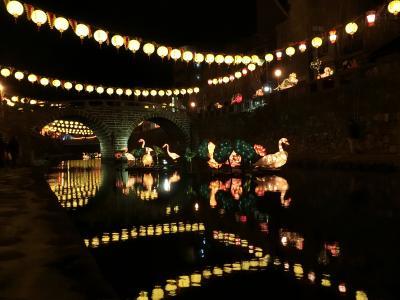 <3>雪が舞い散る九州北部へ、ランタンフェスティバル&美味しもの食べ巡りの旅(長崎編)