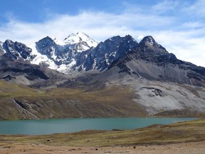 ラパスで6,000mのワイナポトシ登山に挑む★女子一人、個人手配の南米一ヶ月(8)