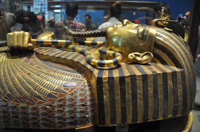 感動のエジプト!その1 「 カイロ考古学博物館 」