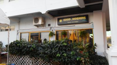 スローライフチェンマイ~ランナーゴルフコースの Cafe