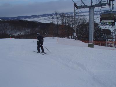 道東スキー旅行記