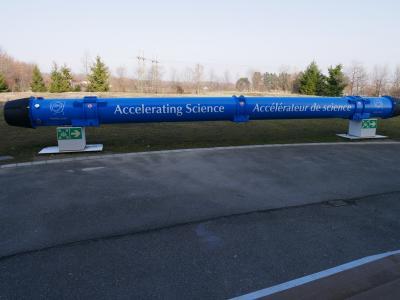 弾丸旅行その2 CERN編