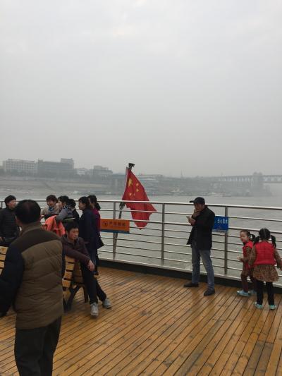 中国・武漢 土日でランニングの旅 2日目