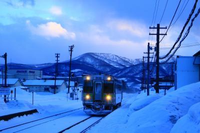 北海道フリーパスで冬の一人旅7泊8日+1(6日目 稚内⇒余市⇒札幌)