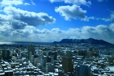 北海道フリーパスで冬の一人旅7泊8日+1(延長の函館⇒帰路)
