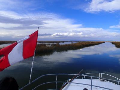 【2014年夏】まぼろしの国ペルー【その5】チチカカ湖