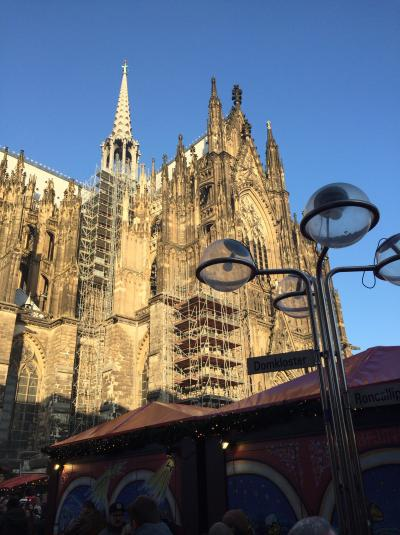 5日で行けるドイツクリスマス~フリータイムはケルン大聖堂へ~