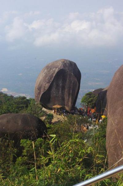 聖なる山「カオ・キッチャクート」の行き方