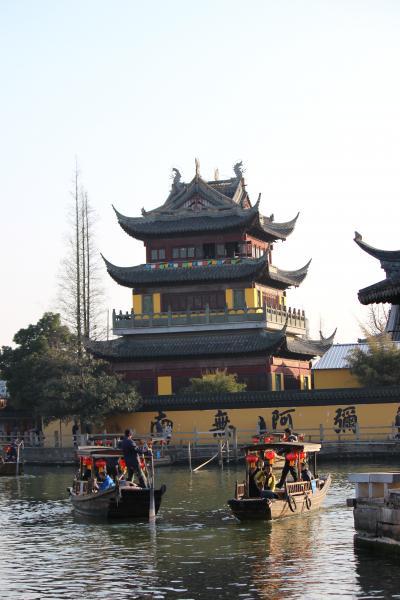 超格安ツアーで行く上海・無錫・蘇州(その1 無錫編)