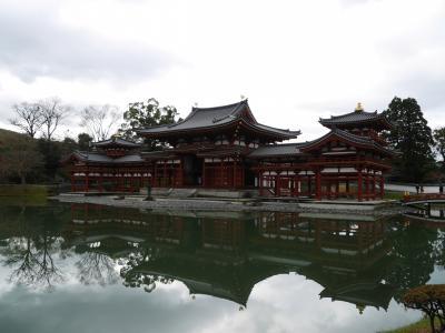 京都に行きたい!②平等院鳳凰堂・宇治上神社・宇治神社・お茶のかんばやし・東寺・都路里でパフェ