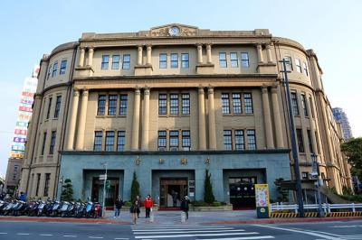 【台北】台北郵便局