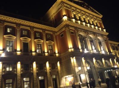 オーストリア・チェコ・ドイツ 女子大生一人旅 2/8 ~ウィーン着、観光、泊~